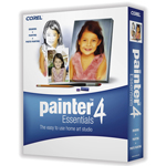 友立Corel Painter Essentials 4