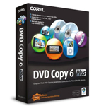友立Corel DVD Copy 6 Plus
