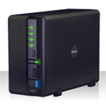 SynologyDisk Station DS209+II