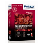 PandaPanda Global Protection 全面防護 2009 - 鐳金版