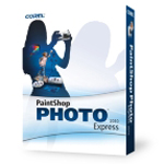CorelCorel PaintShop Photo Express 2010