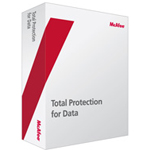 McAfeeMcAfee Total Protection for Data