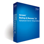 AcronisAcronis Backup & Recovery 10 Advanced Server Virtual Edition