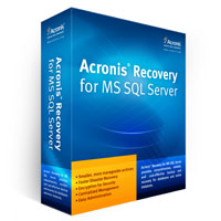 AcronisAcronis Recovery for MS SQL Server