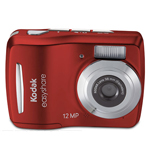 KODAKKODAK EASYSHARE Camera / C1505 / Red