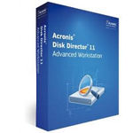 AcronisAcronis?Disk Director?11Advanced Workstation