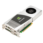 nVIDIAQuadro FX 4800 for Mac