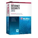 McAfeeMcAfee Internet Security 2013