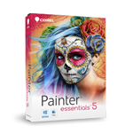 CorelPainter Essentials 5 (Windows/Mac)