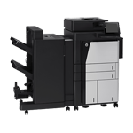 HPHP LaserJet Enterprise flow 多功能事務機 M830z
