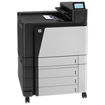 HPHP Color LaserJet Enterprise M855xh 印表機