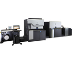 HPHP Indigo WS6600p Digital Press