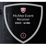 McAfeeMcAfee Event Receiver