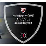 McAfeeMcAfee Management for Optimized Virtual Environments (MOVE) AntiVirus