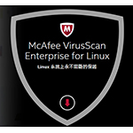 McAfeeMcAfee VirusScan Enterprise for Linux