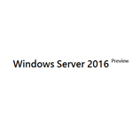 MicrosoftWindows Server 2016 Preview