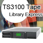IBM/LenovoTS3100 Tape Library Express