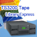 IBM/LenovoTS3200 Tape Library Express