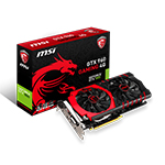 MSI微星MSI GEFORCE GTX 960 GAMING 4G STD
