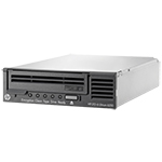 HPHP HPE StoreEver LTO-4 Ultrium 1760 SAS (1) in a 1U Rack Mount Kit