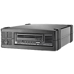 HPHP HPE StoreEver LTO-6 Ultrium 6250 External Tape Drive