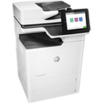 HPHP HP Color LaserJet Enterprise 多功能事務機 M681dh(J8A10A)