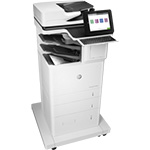 HPHP HP LaserJet Enterprise Flow 多功能事務機 M633z(J8J78A)
