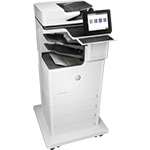 HPHP HP Color LaserJet Enterprise Flow 多功能事務機 M681z(J8A13A)