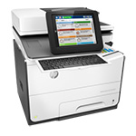 HPHP HP PageWide Enterprise Color Flow MFP 586z(G1W41A)