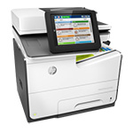 HPHP HP PageWide Enterprise Color MFP 586f(G1W40A)