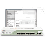 FORTINETFORTINET FORTISWITCH 524D