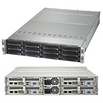 SuperMicroSuperMicro SuperServer 6028TP-HC1R-SIOM