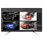 PHILIPSPHILIPS Brilliance 4K Ultra HD 液晶顯示器 BDM4350UC/96