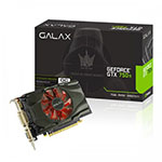 GalaxyGalaxy 影馳 GALAX GEFORCE GTX 750 Ti Black OC Sniper 2GB