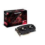 PowerColor 撼訊PowerColor Red Dragon Radeon RX 580 4GB GDDR5