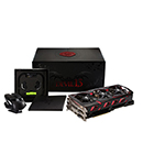 PowerColor 撼訊PowerColor Radeon Devil 13 Dual Core R9 390 16GB GDDR5
