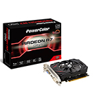 PowerColor 撼訊PowerColor Radeon R7 250 1GB GDDR5 V4 OC
