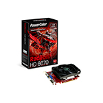 PowerColor 撼訊PowerColor HD6670 1GB DDR3