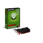 PowerColor 撼訊PowerColor Go! Green HD5450 2GB DDR3 HDMI V7 (UEFI Ready)